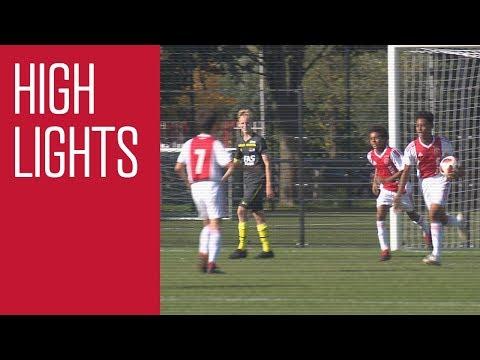 Highlights Ajax O14 - AZ O14