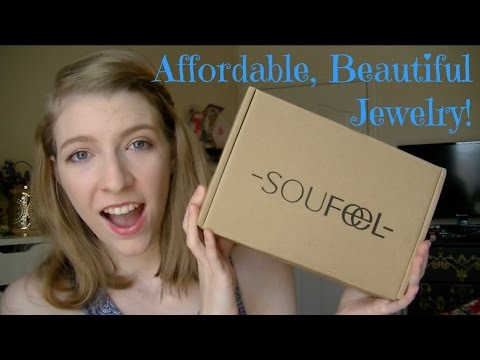 Soufeel Jewelry Review and Giveaway! Affordable and Beautiful! {Closed}