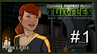 Teenage Mutant Ninja Turtles Out of the Shadows PC - Part 1 - Prelude-Dojo-Arcade