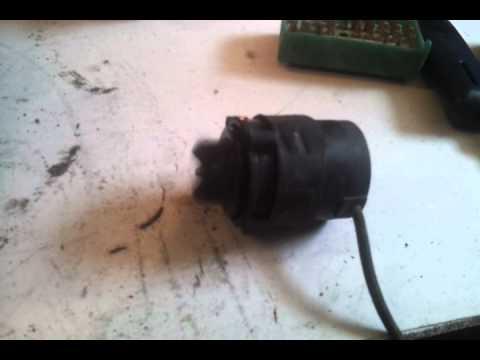 Топливный насос Webasto - YouTube
