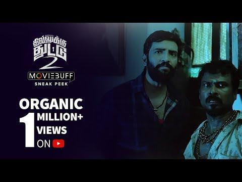 Dhilluku Dhuddu 2 - Moviebuff Sneak Peek | Santhanam, Shritha Sivadas | Ram Bhala