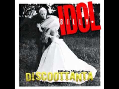 1982. WHITE WEDDING. BILLY IDOL. LONG VERSION PART 1 & 2.