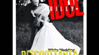 1982. WHITE WEDDING. BILLY IDOL. LONG VERSION PART 1 & 2.