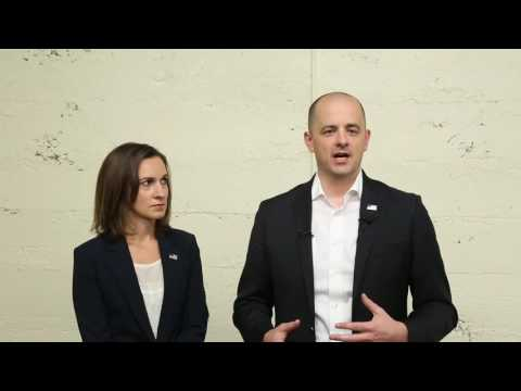 Independent candidate McMullin visits Boise