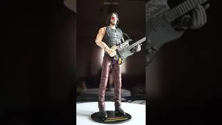Zetrix Toys 1 #shorts - Cyberpunk 2077 - Action Figure