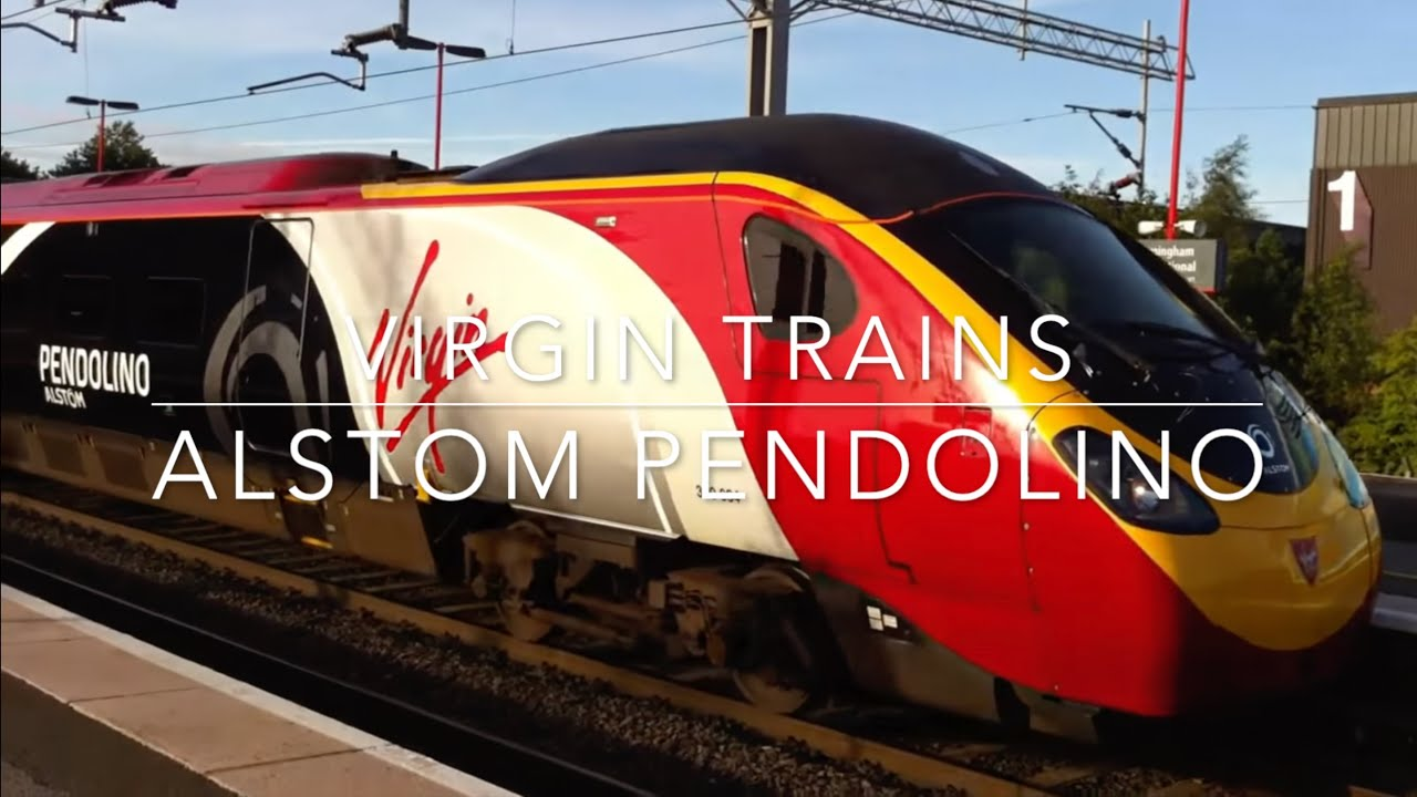 virgin trains and kpis Give orders