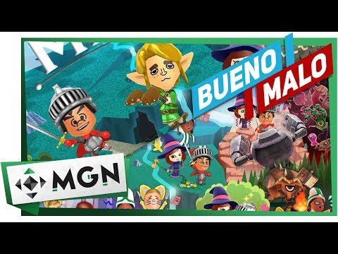 MIITOPIA: LO BUENO Y LO MALO (Análisis y reseña) | MGN