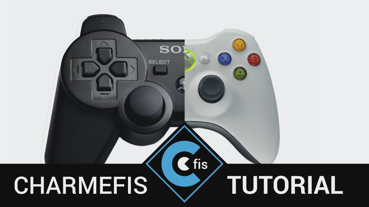 controller emulator tutorial how to use ps3 controller. Black Bedroom Furniture Sets. Home Design Ideas