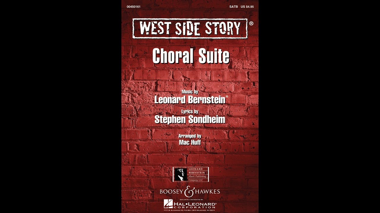 West Side Story (Choral Suite) (2-Part Choir) 4. Somewhere ...