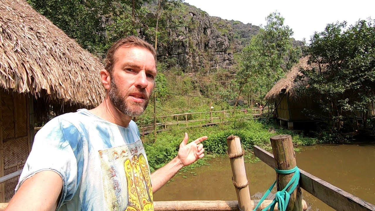 A Tour of an Awesome Jungle Resort in Vietnam