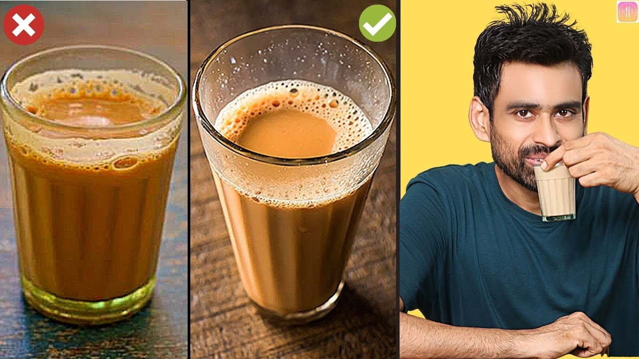 How to reduce the damaging effect of Chai?(and Best Tea in India)
