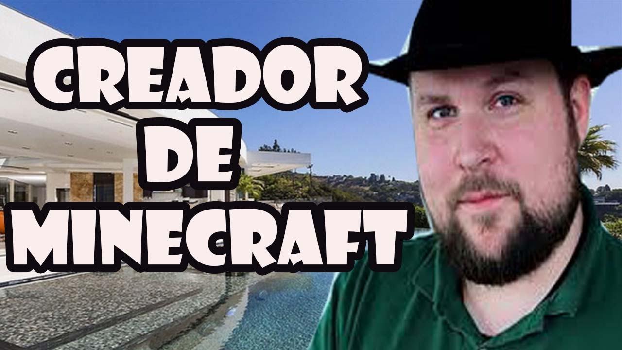 Conoce la casa del creador de minecraft youtube for Creador de casas