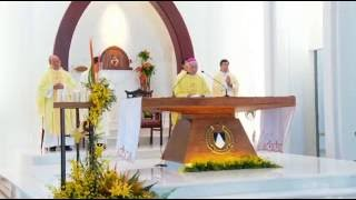 BTTQ dòng Đa Minh Tam Hiệp dâng lời tri ân trong lễ Thánh hiến Bàn Thờ