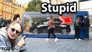 Here's How Stupid People Buy Cars