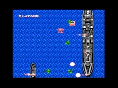 1943: The Battle of Midway - NES - Mission 22