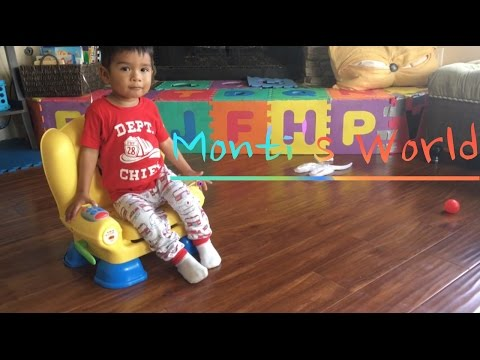 Monti's Fisher Price Laugh And Learn Chair