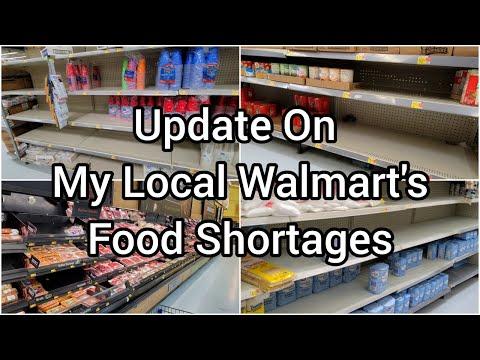 Empty Shelves   Food Shortages   Prepping   Prepper   2021