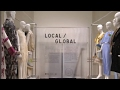 London showcases fashion with 'Local and Global' exhibition