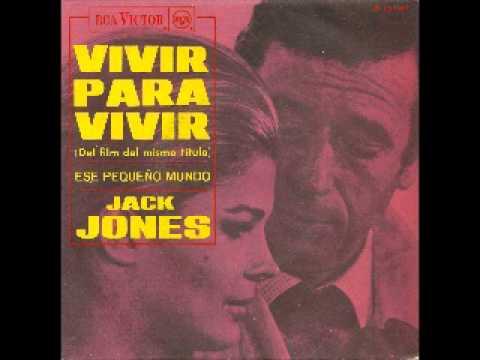 Jack Jones - Live For Life