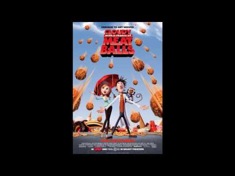 Cloudy with a chance of meatballs theme