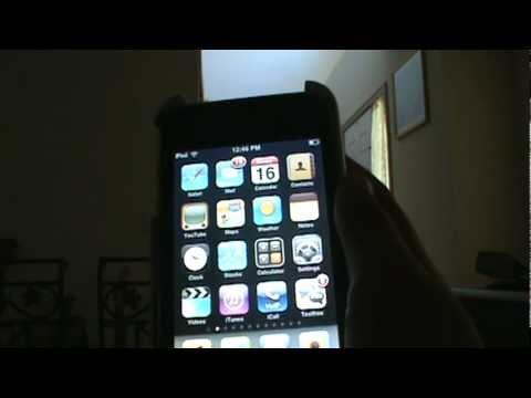 IPOD TOUCH GLITCHES TRICKS AND TIPS!