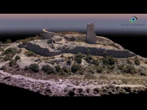 navegación virtual poblado sima de san Pedro