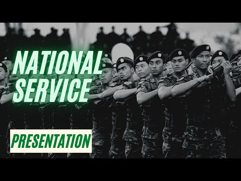 Social Studies - Bonding Singapore (Shared Experience through National Service)