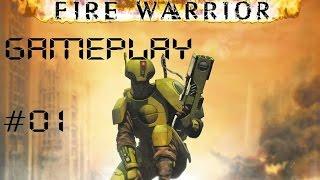 Warhammer 40k Fire Warrior - Gameplay #1