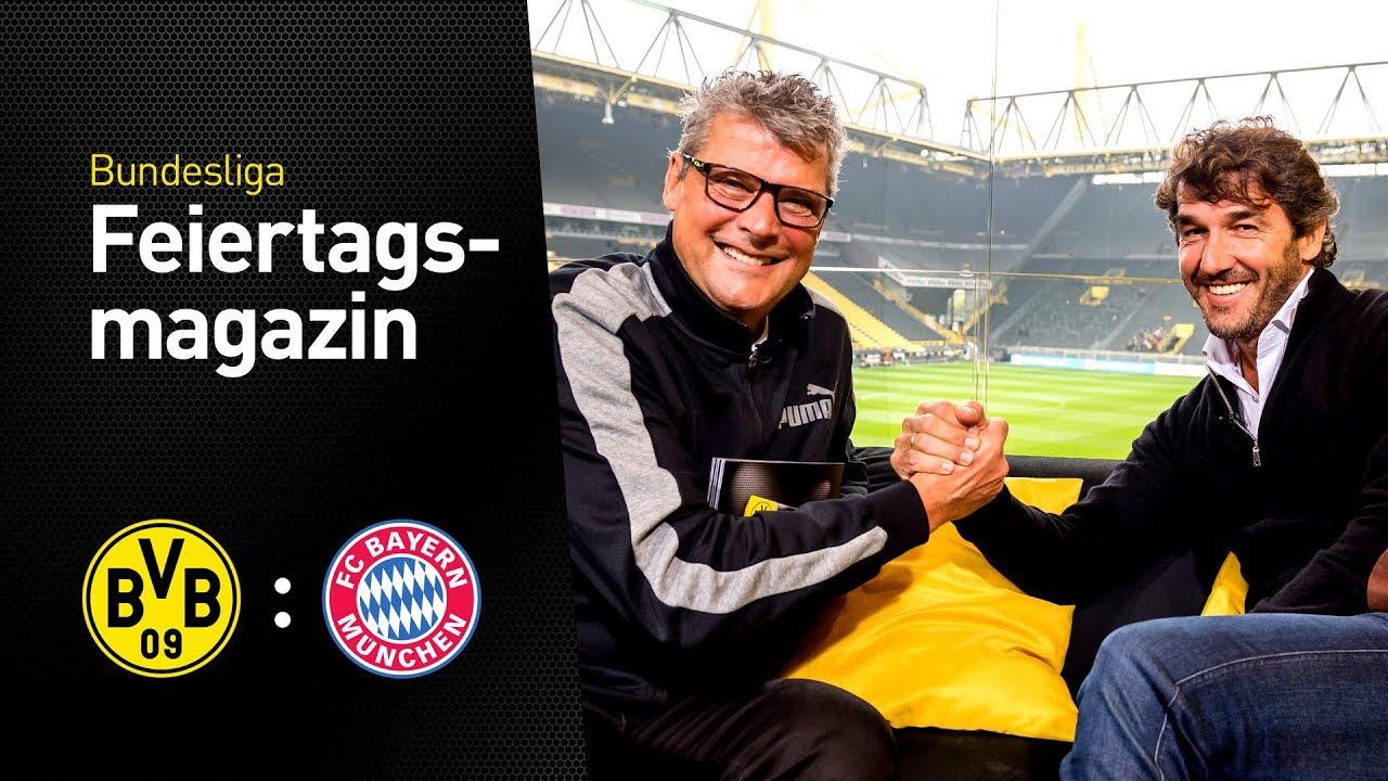Das BVB total!-Feiertagsmagazin mit Kalle Riedle | BVB - FC Bayern
