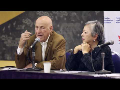 #CRRF2016: Panel Discussion - The Japanese Canadian Redress Experience