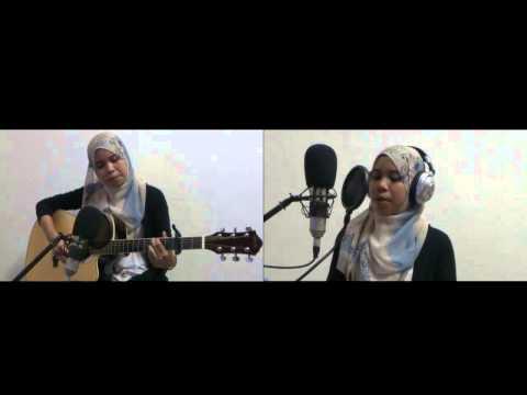 JANGAN ADA DUSTA DIANTARA KITA   SITI FAIDATUL  solo version ( cover song )