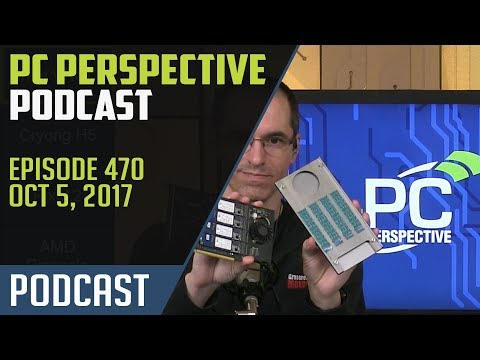 Podcast #470 - Intel VROC, AMD TR RAID, Google Pixel 2, And More!
