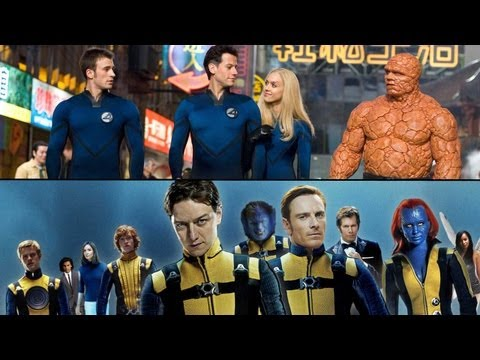 Fantastic Four & X-Men To Share Cinematic Universe