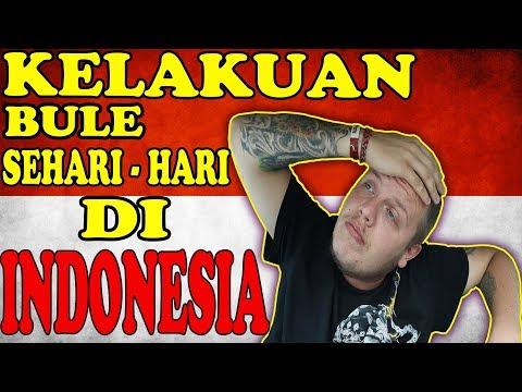 Kelakuan Bule Sehari-Hari Di Indonesia | Ngakak