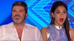 Top 10 Most MEMORABLE X Factor UK Auditions | X Factor Global