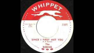 Watch Robins Since I First Met You video