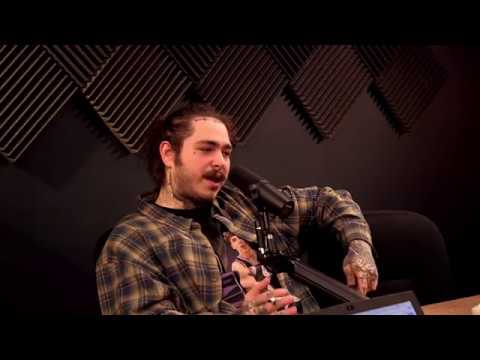 Post Malone Discusses Lil Peeps Death