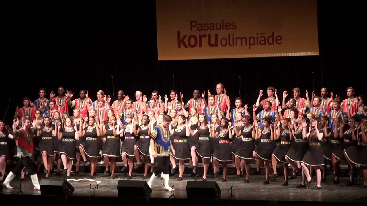 Blow Wind Blow by the Latvian Womens Choir - YouTube