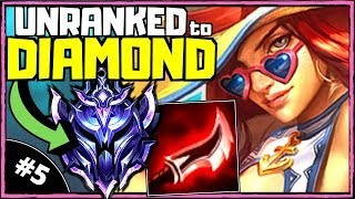 Best LETHALITY Miss Fortune | Unranked to Diamond ADC [Ep. 5] | League of Legends (Season 10)