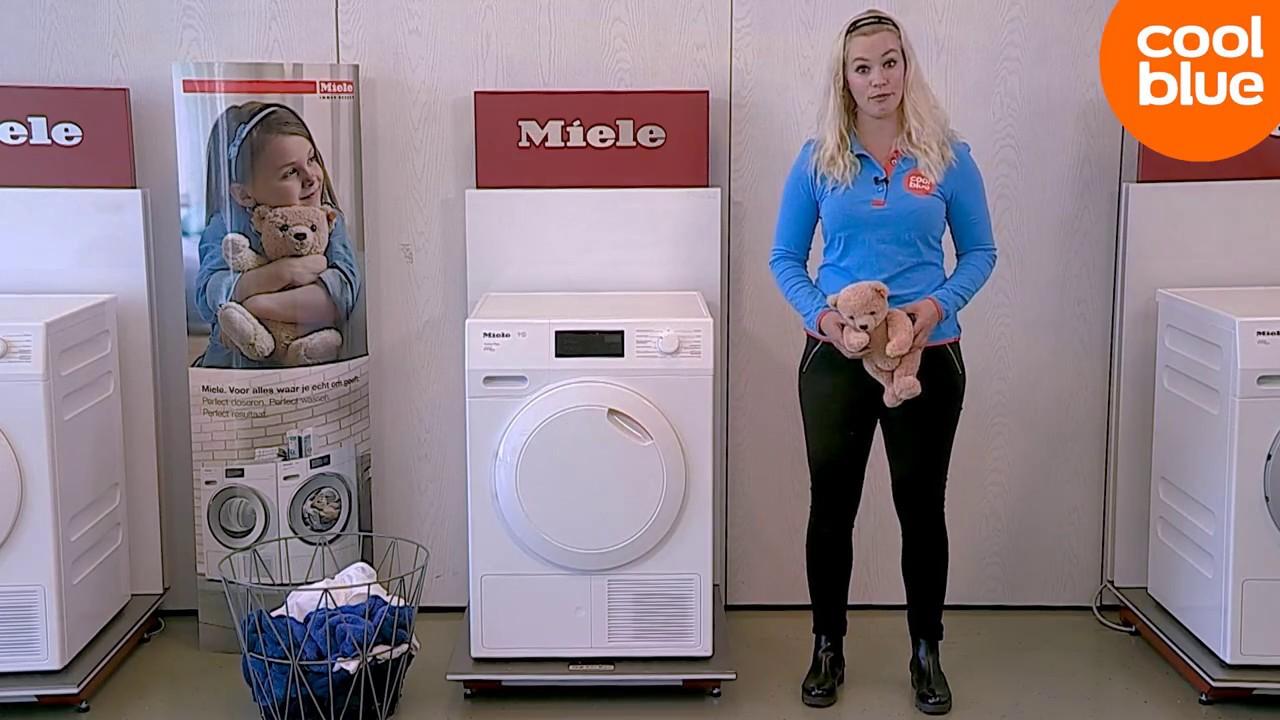 miele tce 530 wp droger review nederlands youtube. Black Bedroom Furniture Sets. Home Design Ideas