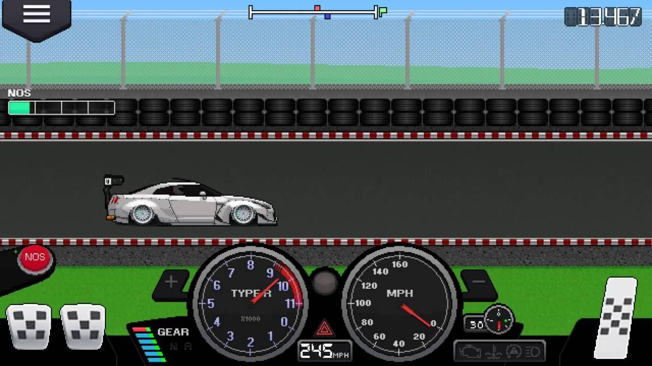 pixel car racer 262mph gear ratio tune youtube. Black Bedroom Furniture Sets. Home Design Ideas