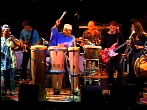 Olatunji Drums Of Passion