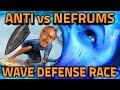 Gambar cover Speedrunner Race Factorio Wave Defense Race best of 5 PART 1 - AntiElitz vs. Nefrums #12