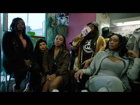 RAY BLK - 5050 (Official Music Video)