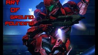 Halo 5 - The Art Of Ground Pounding: ft. Sheney HaLLmaYnE