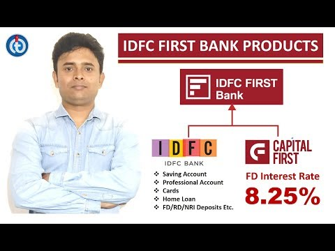 IDFC First Bank | Best Banking Products and Attractive Interest Rates