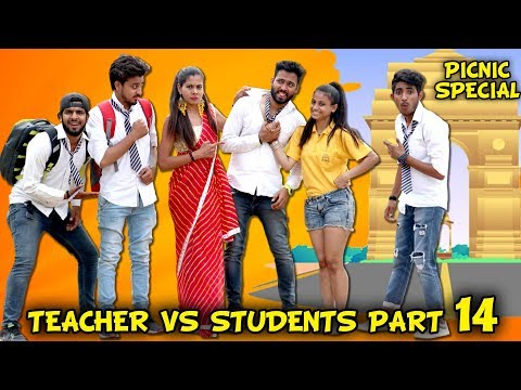 TEACHER VS STUDENTS PART 14 | BakLol Video