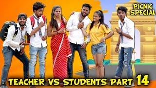 TEACHER VS STUDENTS PART 14 | BakLol