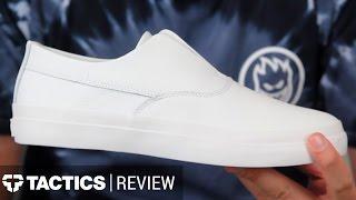 HUF Dylan Slip-On Skate Shoes Review - Tactics.com