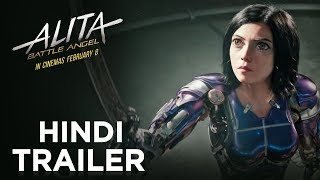 Alita: Battle Angel | Official Hindi Trailer | February 8 | Fox Star India